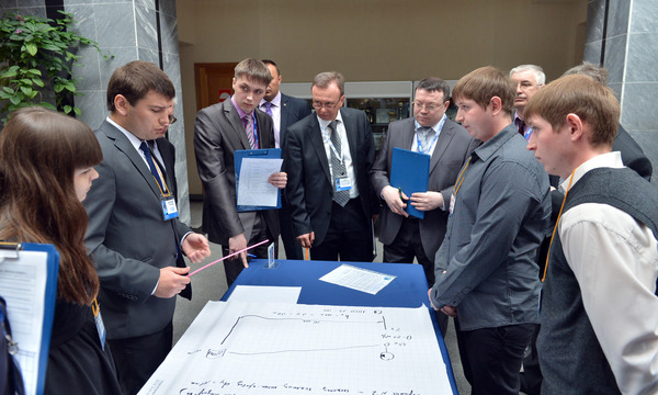 XIII Open Contest among young specialists for the right to be employed in Gazprom subsidiaries